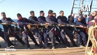 Marina Militare - Linea blu Cartoline da Nave Vespucci - La Spezia