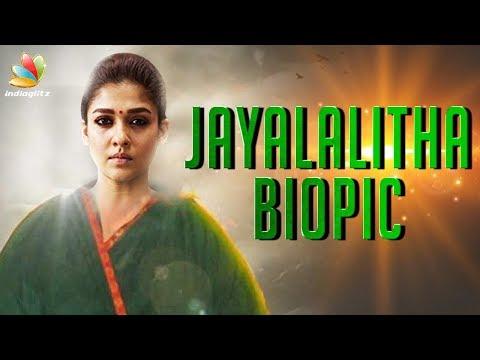 Xxx Mp4 Nayanthara To Portray Jayalalitha On Screen A L Vijay Movie Biopic Hot Tamil Cinema News 3gp Sex