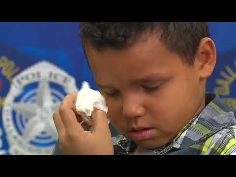 Finally going home foster boys surprised in adoption ceremony