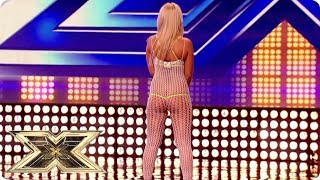 WHERE ARE YOUR CLOTHES?! | The X Factor UK