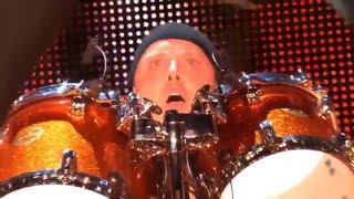 """Metallica  - Battery + New Song Jam  live 2016 """"The Night Before"""" San Francisco"""