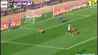 Esteghlal vs Perspolis 1-1 (IPL week 9 | 2/Oct/2009)