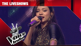 Rasika Borkar - Zingaat | The Liveshows | The Voice India S2