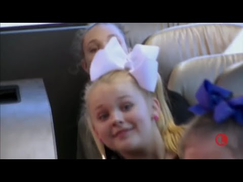 Dance Moms The Girls Go On A Bus Trip S6 E17