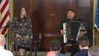 Eva Salina & Peter Stan: Serbian Roma Music Concert