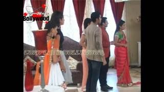 On Location Of TV Serial 'Kala Tika'  What Happens On A Stormy Night