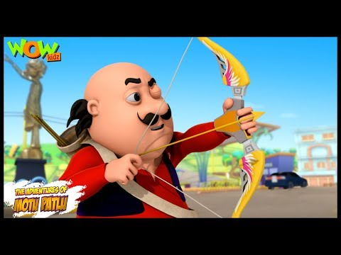 Xxx Mp4 Motu Ki Teerandazi Motu Patlu In Hindi 3D Animation Cartoon As On Nickelodeon 3gp Sex