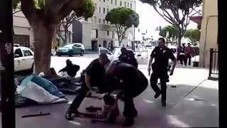 Policia mexicana vs Policia de los Estados Unidos