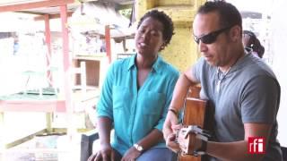 Elida Almeida chante