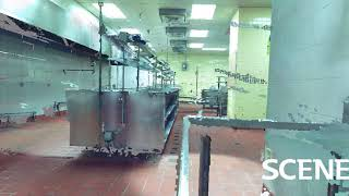 Video shows kitchen and walk-in freezer where Kenneka Jenkins was found
