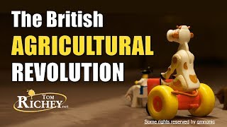 British Agricultural Revolution & Enclosure Movement (AP Euro)