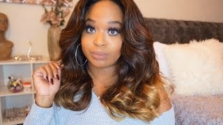 VIPBeauty Hair | Aliexpress | Brazilian Body Wave OMBRE (3 tone hair) | UPDATE and Style