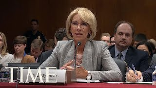 Betsy DeVos Proposes Major Overhaul To College Sexual Misconduct Cases | TIME
