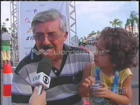 Corrida reúne milhares de pessoas pelas ruas de Palmas.BD-TO.19/05/2014