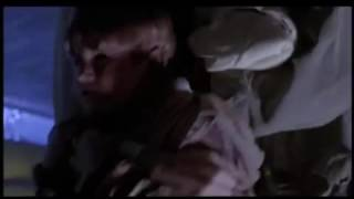 Halloween 6 the curse of Michael Myers face to face scene and michael Myers death