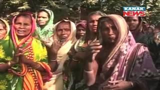 Khallikote Villagers Threaten To Boycott Panchayat Election