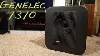 Genelec 7370a Subwoofer _(Z Reviews)_