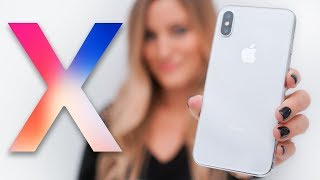 📱 Top 5 iPhone X Features!