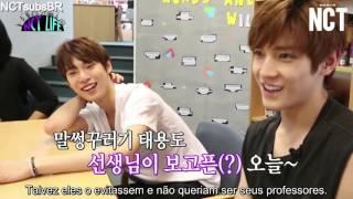 NCT LIFE episódio 04 Legendado PT BR