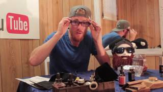 HD SPY GLASSES 9 Minute Review and Sample Footage - AFFORDABLE & DECENT QUALITY