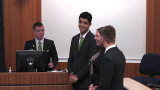 2016 CFA Global Investment Research Challenge Winner - Portland State University