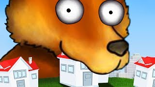 GIANT DINGO EATS A HOUSE - Tasty Planet Forever Part 10 | Pungence