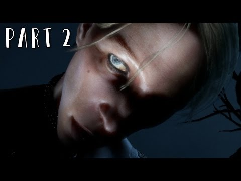 OUTLAST 2 Walkthrough Gameplay Part 2 - Lynn (Outlast II)