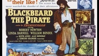 EL PIRATA BARBANEGRA (BLACKBEARD THE PIRATE, 1952, Full movie, Spanish, Cinetel)