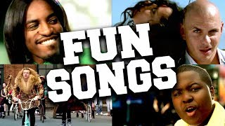 Best 56 Fun Songs that Everyone Knows