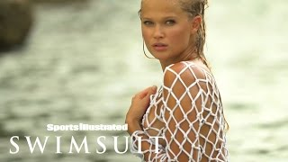 Vita Sidorkina Makes A Splash In Curaçao | Outtakes | Sports Illustrated Swimsuit