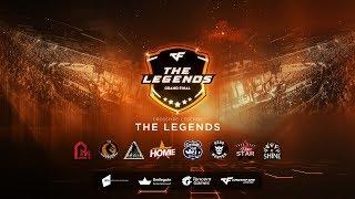 CrossFire: Legends   Bán kết & Chung kết The Legends 2017