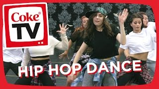 Hip Hop Dancing With Dodie | #CokeTVMoment