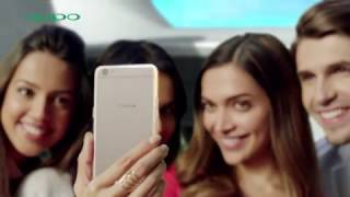 Deepika's Selfie Secret Weapon: OPPO F3 Plus