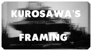 How Akira Kurosawa Framed Rashômon