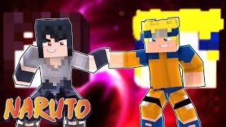 Minecraft : Naruto C #8 - ADEUS SASUKE!