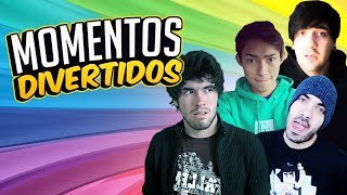 FERNANFLOO, JUEGAGERMAN, BERSGAMER Y ITOWNGAMEPLAY ⭐️ Mejores Momentos de La Banda