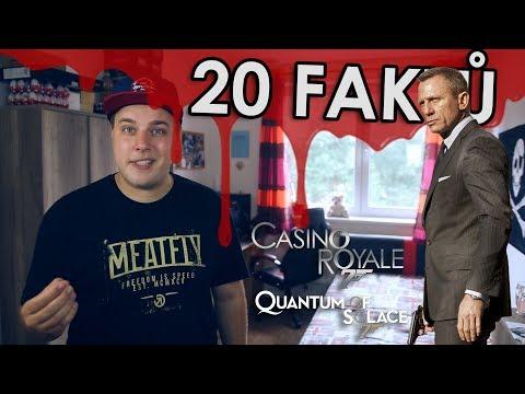 Xxx Mp4 20 FAKTŮ James Bond 3gp Sex