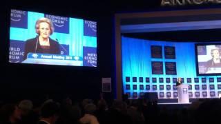 World Economic Forum Honors A.R. Rahman
