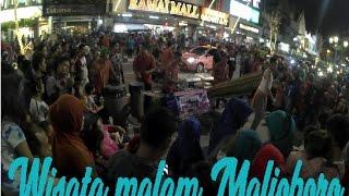Wisata malam Malioboro