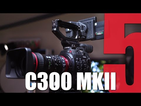 Xxx Mp4 5 Reasons Why Our Customers Choose The Canon C300 MK II 3gp Sex
