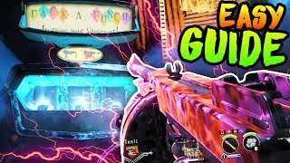 BLOOD OF THE DEAD PACK A PUNCH GUIDE (How to Pack-a-Punch in Blood of the Dead BO4 Zombies)