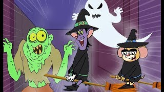 Rat-A-Tat |'Scary Witch Monster of Donville Best Episodes'| Chotoonz Kids Funny Cartoon Videos