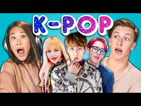 Download Teens React to K-Pop (BTS - Blood, Sweat & Tears, BLACKPINK, EXO-CBX) On Musiku.PW