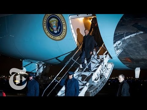 Watch Live President Obama's Farewell Speech