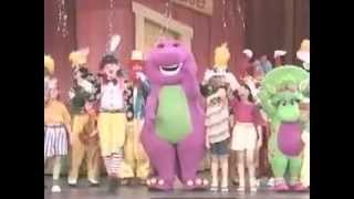 Barney Live Double Feature