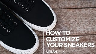 iStyle Indonesia #Hobbies - How to Customize Sneakers
