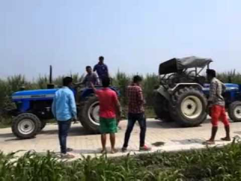 New Holland 3630 vs Sonalika 750