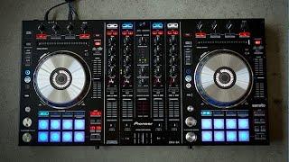 Pioneer DDJ-SX ( 4 dek EDM Mix ) Dj Loki