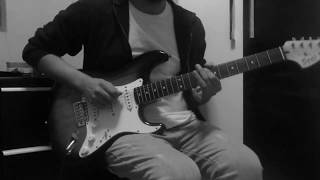 We Turn Red - Red Hot Chili Peppers (Cover full guitar)