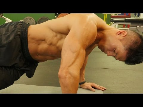 Best 5 Minute Abs Workout FLEX FRIDAY
